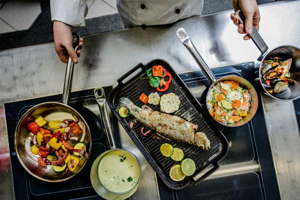 Unser Restaurant - Kulmer Fisch